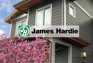 James Hardie Home Siding