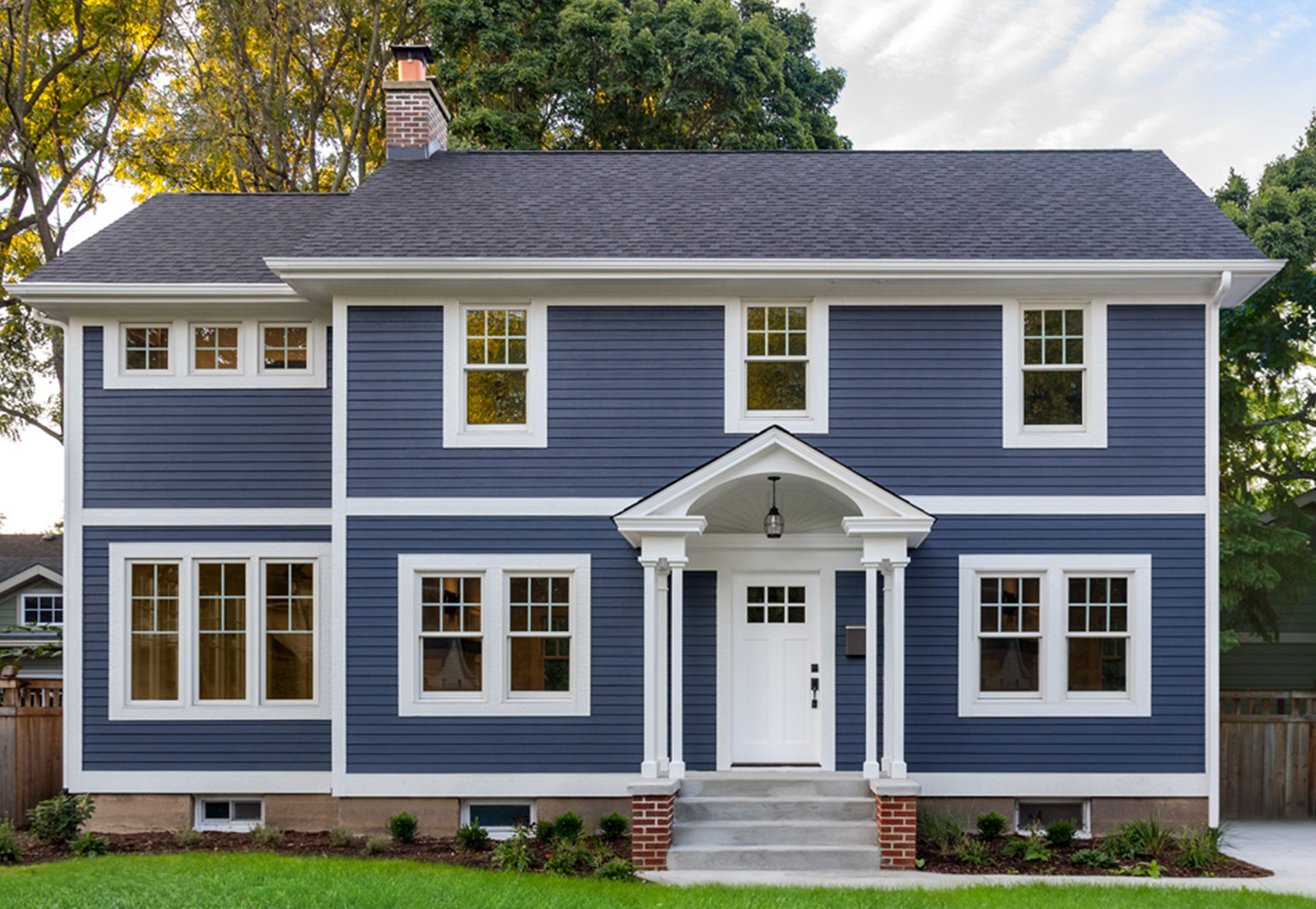 Siding Benefits for Your Home Exterior
