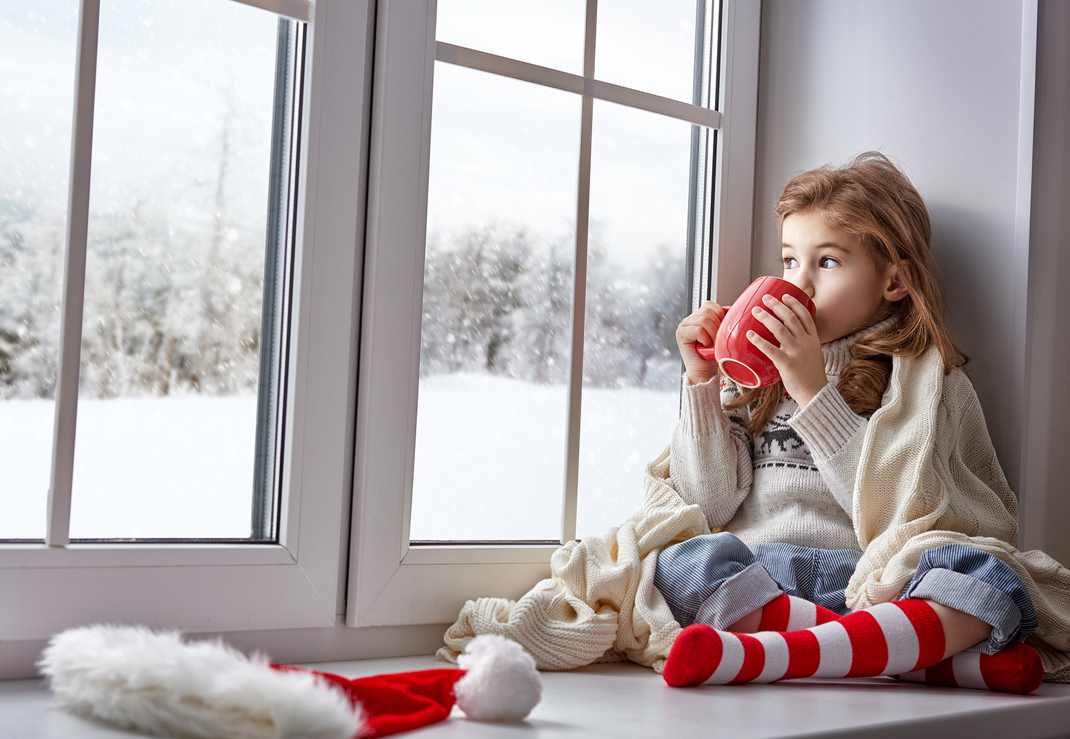 New Windows Can Keep Your Home Warmer